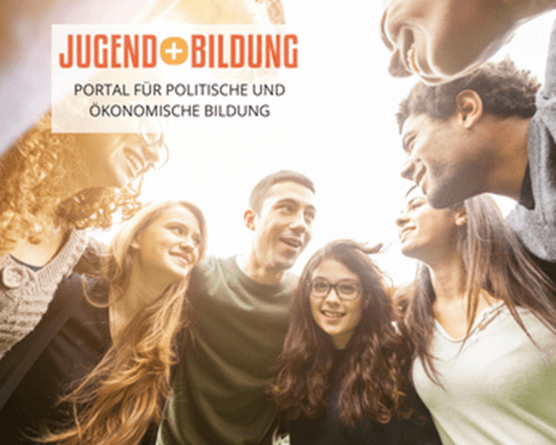 "Themenportal ""Jugend und Bildung"""