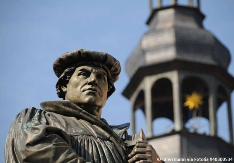 Statue Martin Luther