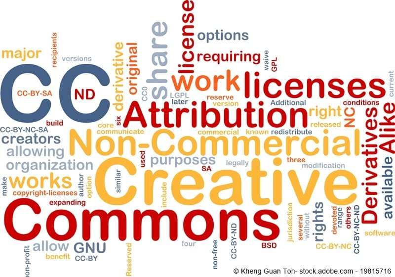Tag Cloud Creative Commons