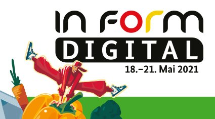 IN FORM digital Logo
