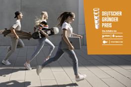 Wettbewerb für Schüler zum Thema Start-ups