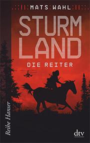 """Cover Buch """"Sturmland - Die Reiter"""""""