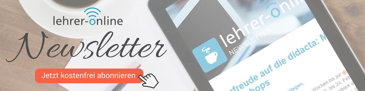Newsletter Lehrer-Online