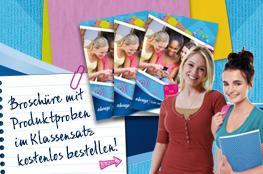 Mit dem Themenportal Pubertät erhalten Lehrkräfte umfangreiches, kostenfreies Informations- und Anschauungsmaterial.