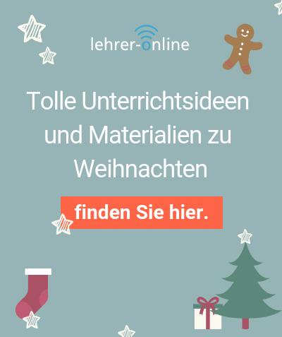 Materialien zu Weihnachten