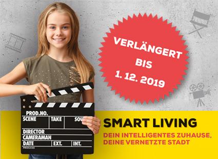 "Videowettbewerb ""Smart Living"""