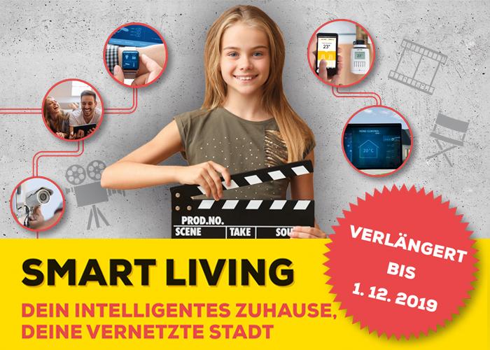 """Videowettbewerb Smart Living"""