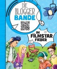 """Cover des Buchs """"Die Bloggerbande im Filmstar-Fieber"""""""