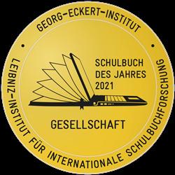 """Goldene Medaille Schulbuch des Jahres """"EUROPA – Unsere Geschichte"""""""