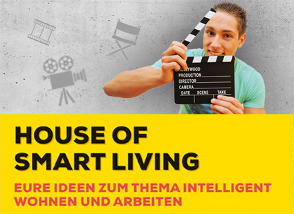 Video-Wettbewerb des ZVEH: Smart Home, Smart Living
