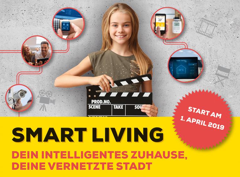 Aufruf zur Teilnahme am Videowettbewerb Smart Living