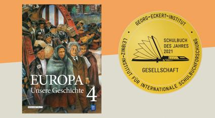 Cover Band 4 Europa – Unsere Geschichte