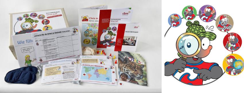 Lernwerkstatt CBM Materialpaket