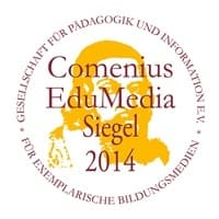 Comenius-EduMedia-Siegel 2014