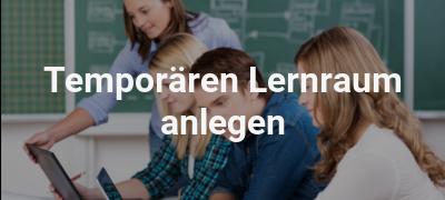 Informationen zum Lernraum