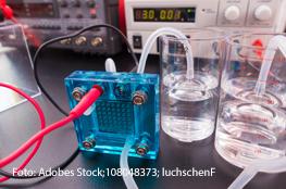 Multitalent mit Potenzial: neues Dossier zum Thema Wasserstoff
