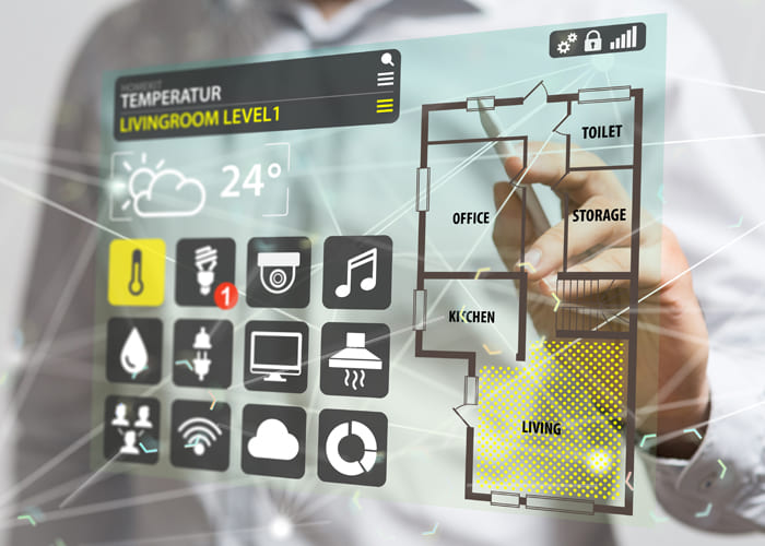 Unterrichtseinheit: Smart Home: Smart leben, lernen und arbeiten in ...