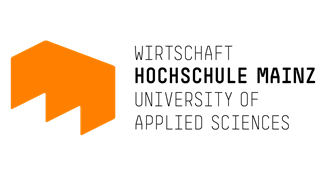 Logo: Wirtschaft Hochschule Mainz, University of Applied Sciences