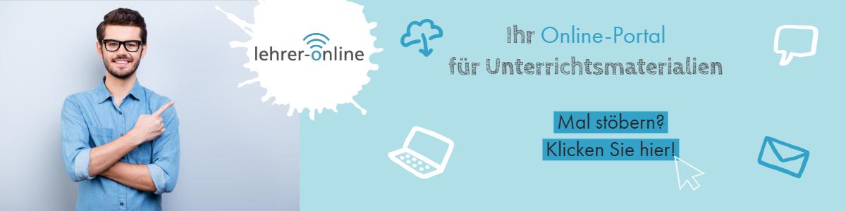 Das Portal Lehrer-Online