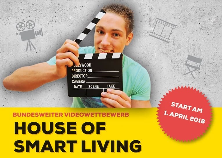 Videowettbewerb House of Smart Living