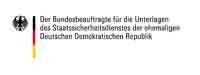 Bundesbeauftragte für die Unterlagen des Staatssicherheitsdienstes