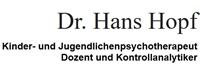 Dr. Hans Hopf