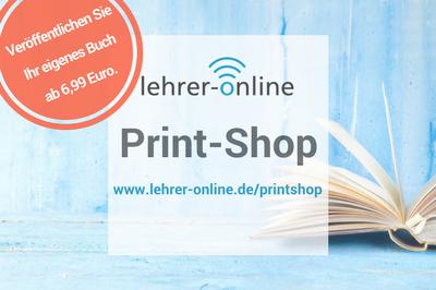 Print-Shop, Buch
