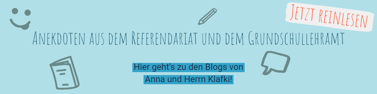 Banner zu Blogs bei Lehrer-Online