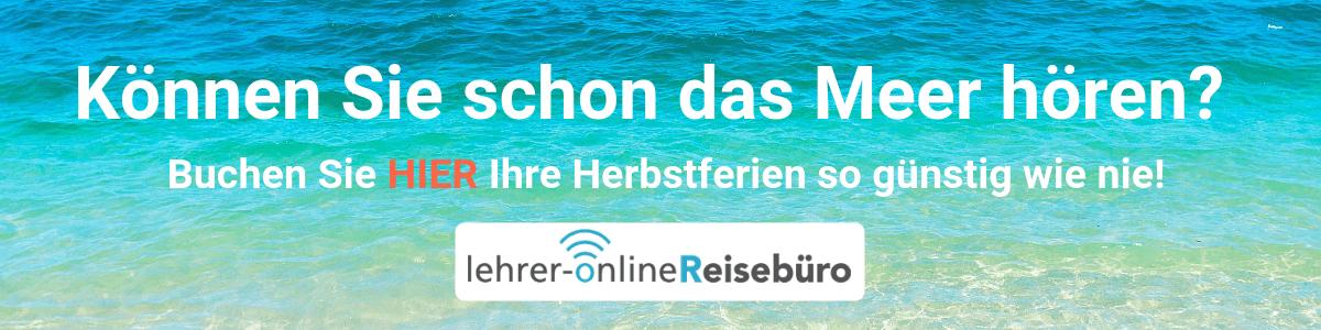 Lehrer-Online Reisebüro