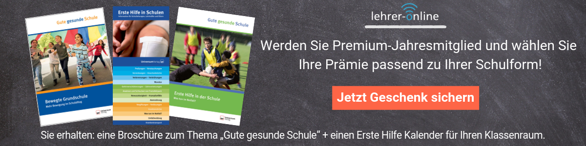 November Prämie Lehrer-Online
