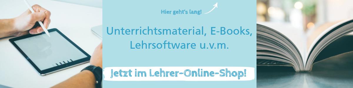 Der Lehrer-Online-Shop