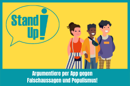 Stand Up! Logo