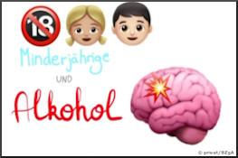 Emojis mit Junge Mädchen Gehirn