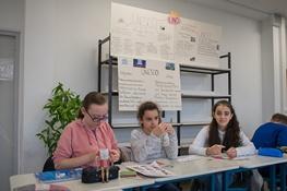 Die UNESCO-Projektschule Heinrich-Böll-Schule Bruchköbel