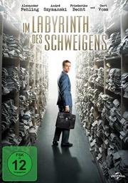 Filmverlosung: Im Labyrinth des Schweigens