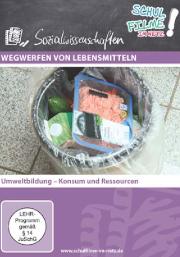 Filmverlosung: Wegwerfen von Lebensmitteln