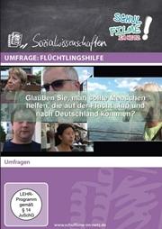 Filmverlosung: Umfrage: Flüchtlingshilfe