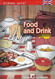 Filmverlosung: It's British, isn't it? Food and Drink