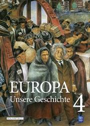 EUROPA - Geschichtsbuch Band 4 Titelbild