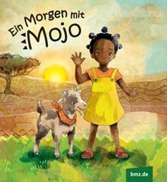 Titelbild: afrikanisches Mädchen Mojo