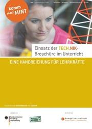 Titelbild der Handreichung zur Technik-Broschüre Komm mach MINT