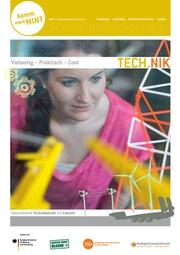 Frauen in MINT Berufen-Bild einer Ingenieurin