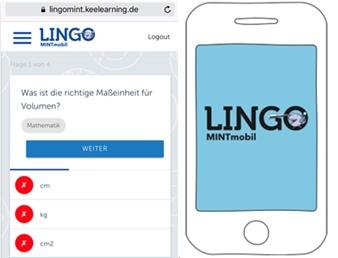 Lingo MINT App