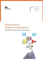 """Screenshot Leitfaden """"Kooperationen aufbauen und gestalten"""""""