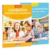 """Die Praxisbücher """"Schreibmotorik"""" für die Vorschule und die Grundschule"""