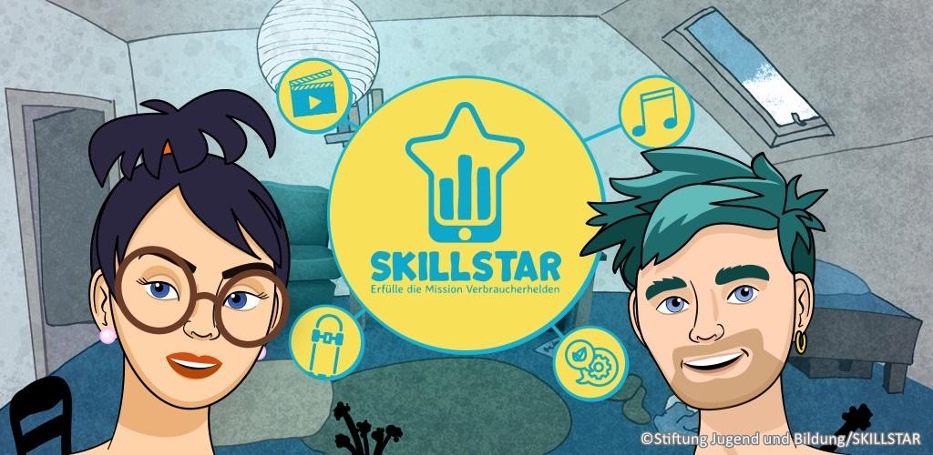 Skillstar – ein Serious Game zu Verbraucherthemen