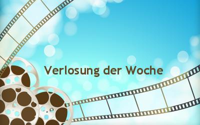 Schriftzug Filmerverlosung und Filmbänder