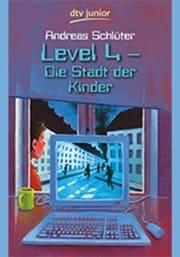 """Titelbild Roman""""Level4"""""""