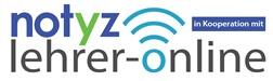 Das Logo der Notyz-App in Kooperation mit Lehrer-Online