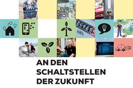 """Dossier """"An den Schaltstellen der Zukunft"""" Titelbild"""